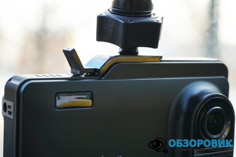 Obzor Inspector SCAT S 18 VideoregObzor Обзор комбо-устройства Inspector SCAT S.