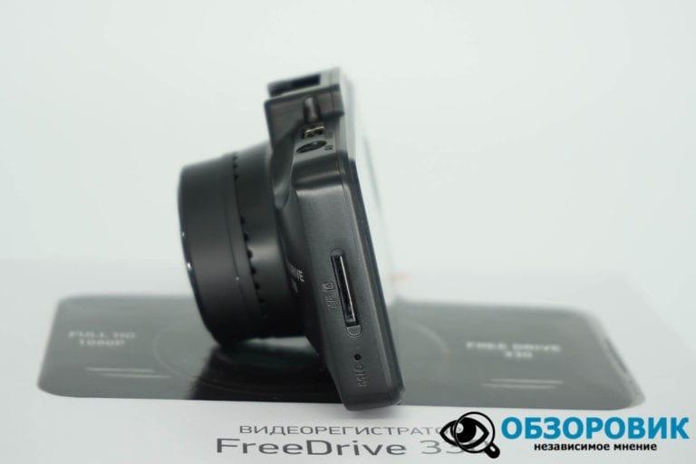 DIGMA FREEDRIVE 330 18 VideoregObzor Обзор видеорегистратора Digma FreeDrive 330