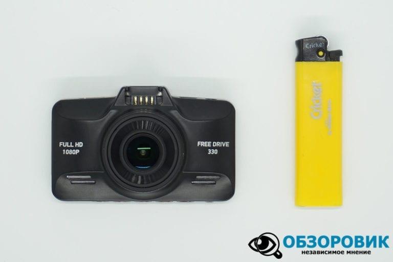 DIGMA FREEDRIVE 330 24 1 VideoregObzor Обзор видеорегистратора Digma FreeDrive 330