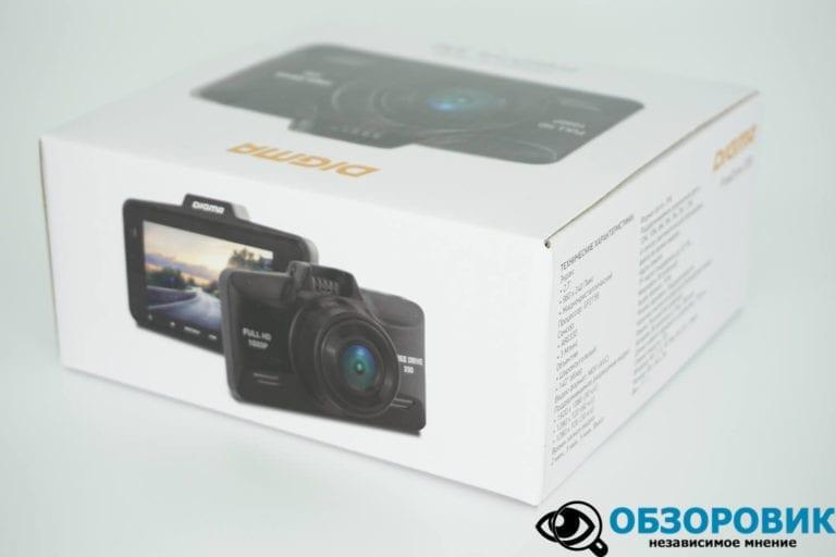 DIGMA FREEDRIVE 330 5 VideoregObzor Обзор видеорегистратора Digma FreeDrive 330