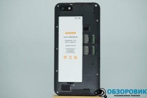 DSC05807 VideoregObzor Обзор смартфона Digma Linx A453 3G