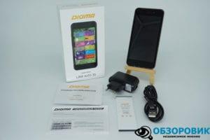 DSC05814 VideoregObzor Обзор смартфона Digma Linx A453 3G