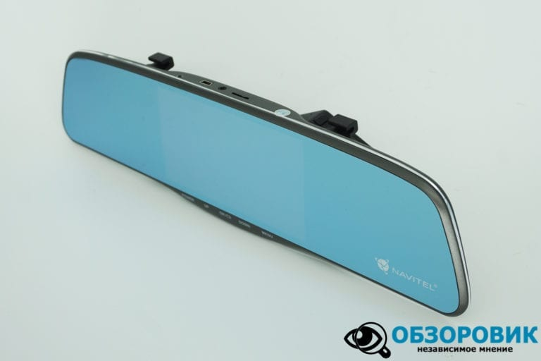 Navitel MR250 obzor 11 VideoregObzor Зеркало NAVITEL MR250