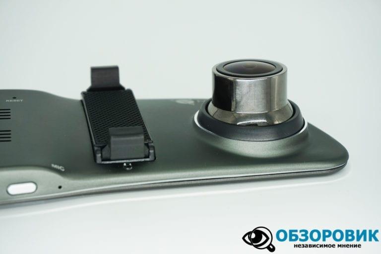 Navitel MR250 obzor 14 VideoregObzor Зеркало NAVITEL MR250
