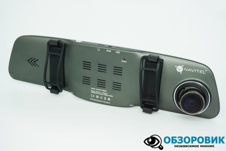 Navitel MR250 obzor 20 VideoregObzor Зеркало NAVITEL MR250