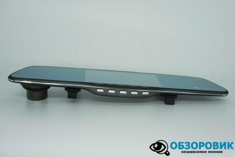 Navitel MR250 obzor 3 VideoregObzor Зеркало NAVITEL MR250