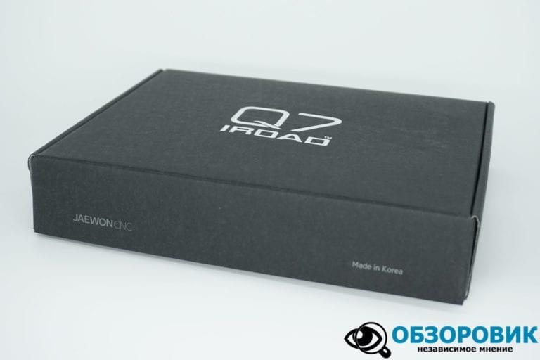 IROAD DASH CAM Q7 1 VideoregObzor Обзор корейского регистратора IROAD Q7