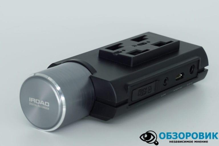 IROAD DASH CAM Q7 12 VideoregObzor Обзор корейского регистратора IROAD Q7