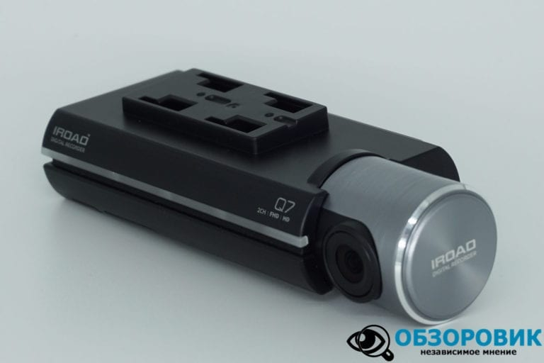 IROAD DASH CAM Q7 14 VideoregObzor Обзор корейского регистратора IROAD Q7