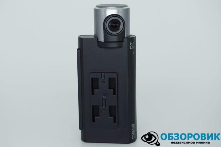 IROAD DASH CAM Q7 15 VideoregObzor Обзор корейского регистратора IROAD Q7