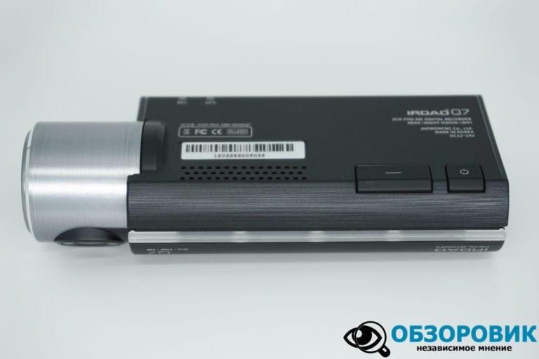 IROAD DASH CAM Q7 17 VideoregObzor Обзор корейского регистратора IROAD Q7