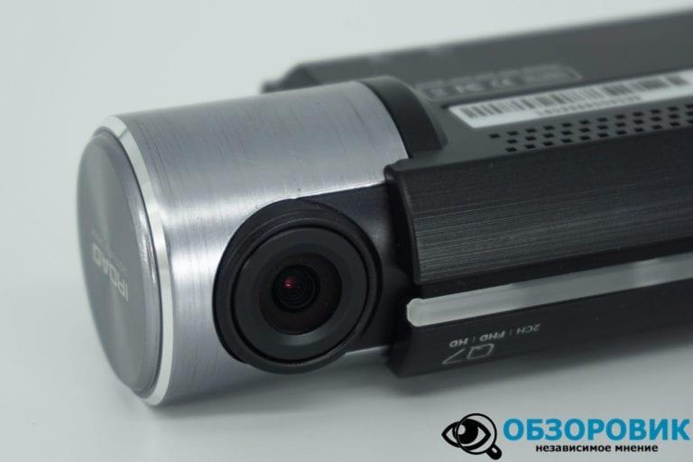 IROAD DASH CAM Q7 19 VideoregObzor Обзор корейского регистратора IROAD Q7
