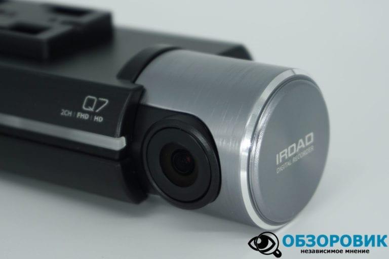 IROAD DASH CAM Q7 20 VideoregObzor Обзор корейского регистратора IROAD Q7