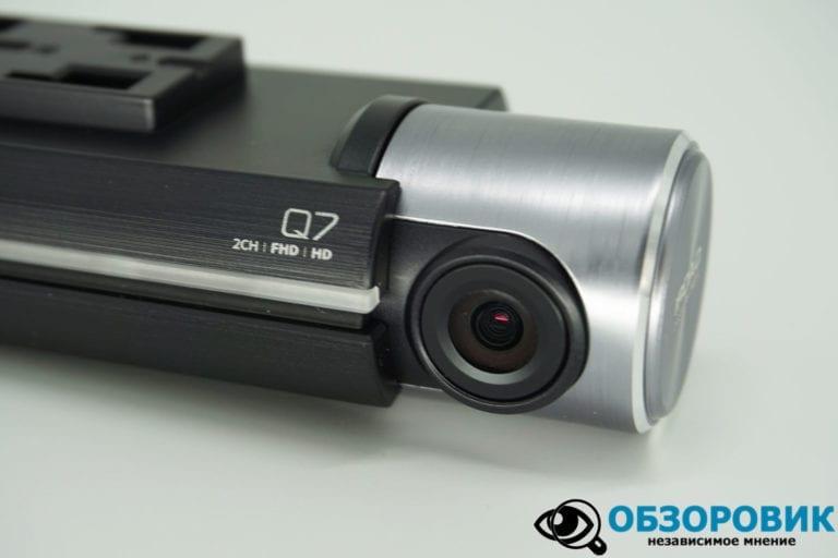 IROAD DASH CAM Q7 25 VideoregObzor Обзор корейского регистратора IROAD Q7