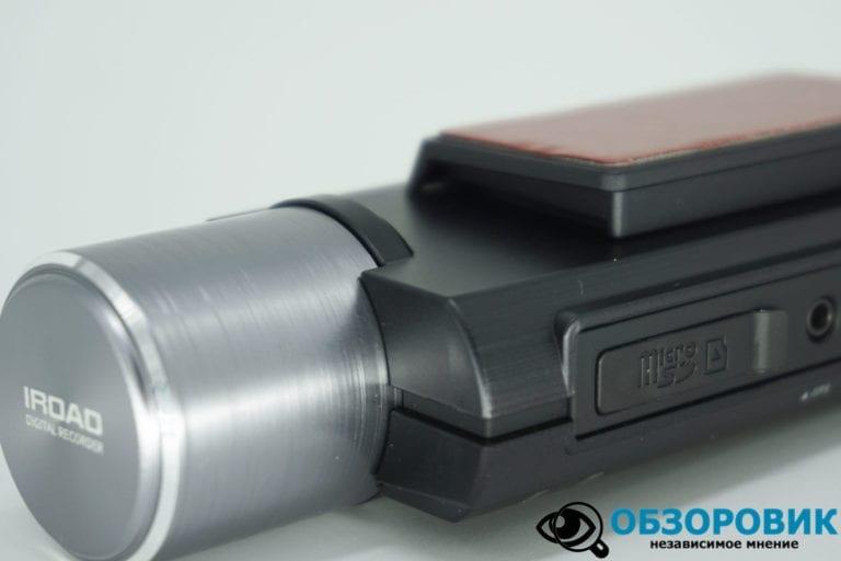 IROAD DASH CAM Q7 29 VideoregObzor Обзор корейского регистратора IROAD Q7
