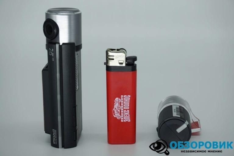 IROAD DASH CAM Q7 31 VideoregObzor Обзор корейского регистратора IROAD Q7