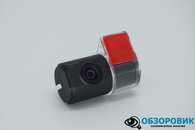 IROAD DASH CAM Q7 34 VideoregObzor Обзор корейского регистратора IROAD Q7