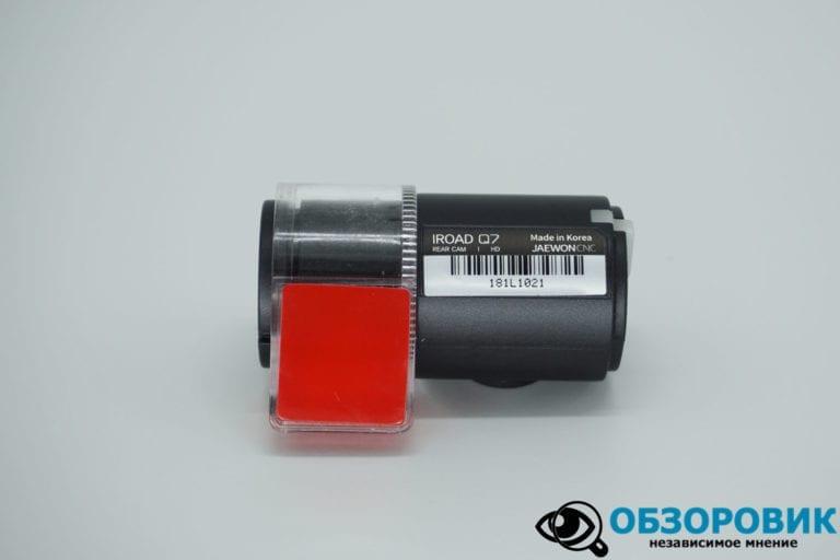 IROAD DASH CAM Q7 35 VideoregObzor Обзор корейского регистратора IROAD Q7