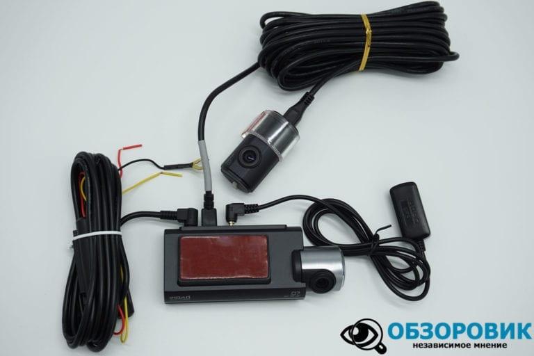 IROAD DASH CAM Q7 43 VideoregObzor Обзор корейского регистратора IROAD Q7