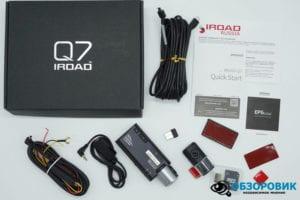 IROAD DASH CAM Q7 46 VideoregObzor Обзор корейского регистратора IROAD Q7