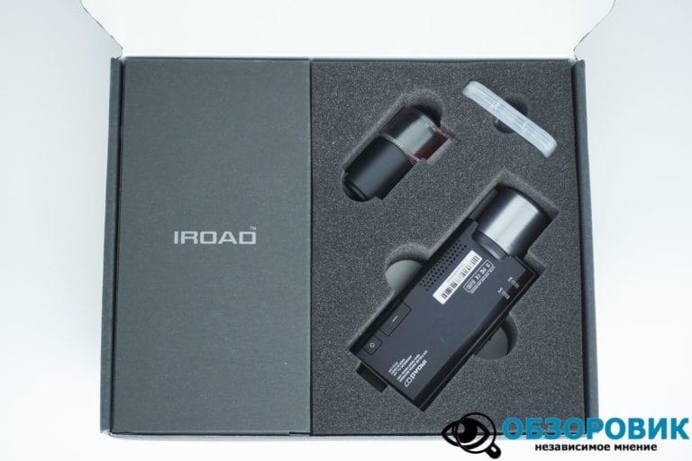 IROAD DASH CAM Q7 5 VideoregObzor Обзор корейского регистратора IROAD Q7