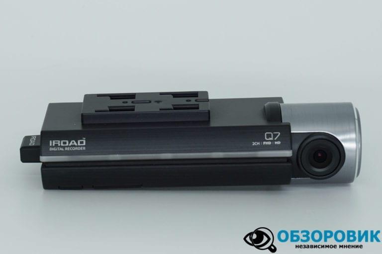 IROAD DASH CAM Q7 7 VideoregObzor Обзор корейского регистратора IROAD Q7
