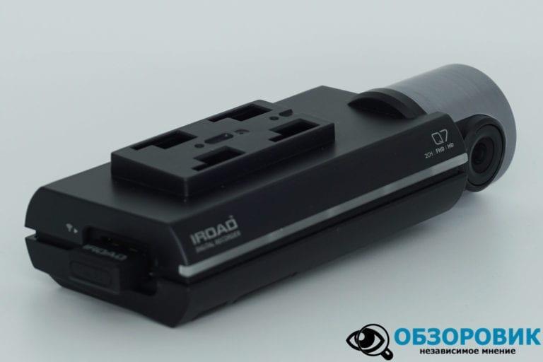IROAD DASH CAM Q7 8 VideoregObzor Обзор корейского регистратора IROAD Q7