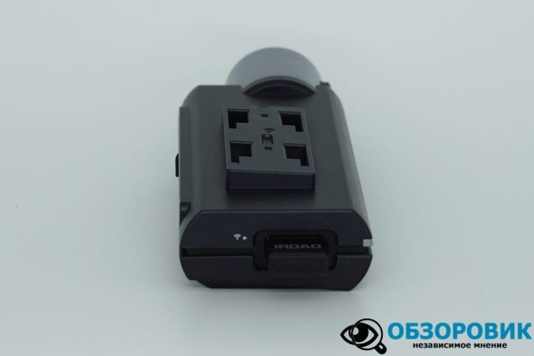 IROAD DASH CAM Q7 9 VideoregObzor Обзор корейского регистратора IROAD Q7