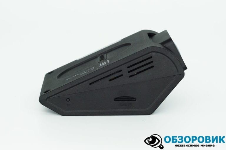 Digma FreeDreve 500 GPS 10 VideoregObzor Обзор DigmaFreeDrive500GPSMagnetic