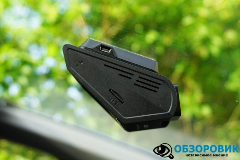 Digma FreeDreve 500 GPS 2 VideoregObzor Обзор DigmaFreeDrive500GPSMagnetic