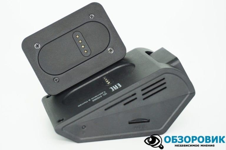 Digma FreeDreve 500 GPS 22 VideoregObzor Обзор DigmaFreeDrive500GPSMagnetic