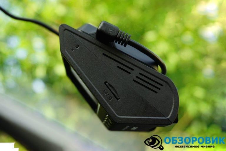 Digma FreeDreve 500 GPS 3 VideoregObzor Обзор DigmaFreeDrive500GPSMagnetic