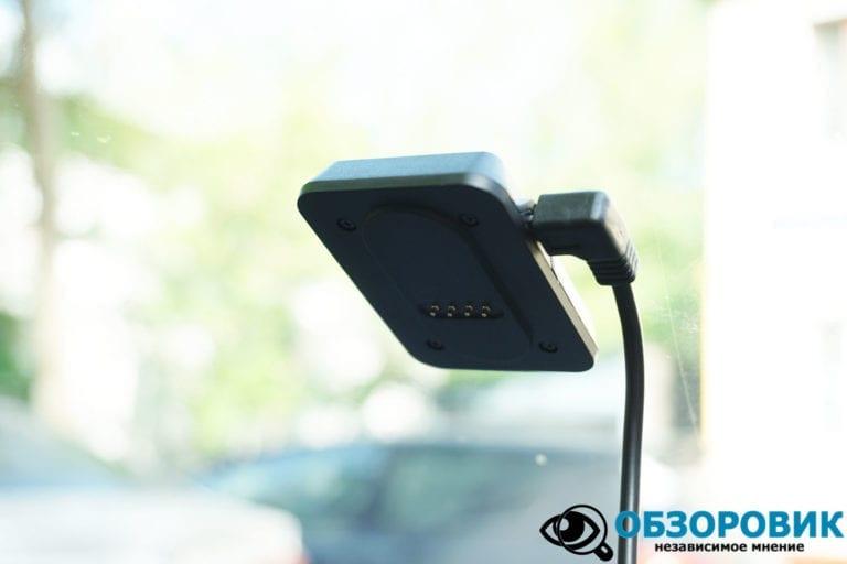 Digma FreeDreve 500 GPS 4 VideoregObzor Обзор DigmaFreeDrive500GPSMagnetic