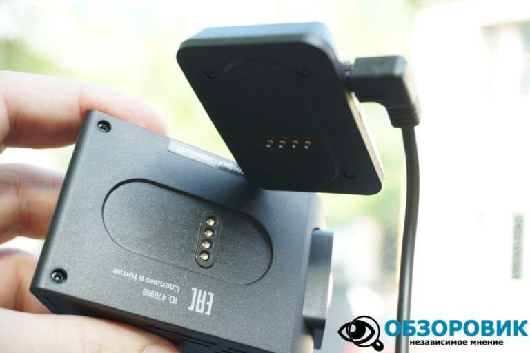 Digma FreeDreve 500 GPS 5 VideoregObzor Обзор DigmaFreeDrive500GPSMagnetic