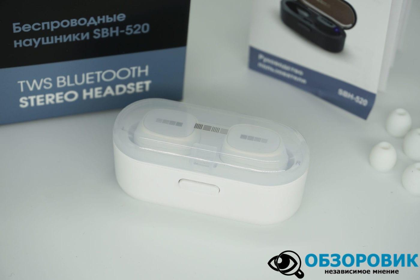 Обзор Bluetooth-наушников InterStep SBH-520  d60dbc669f2fc