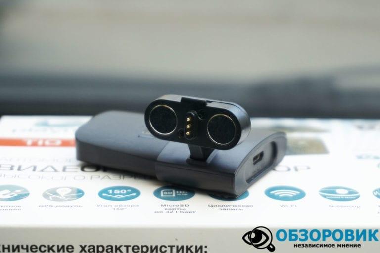 Обзор видеорегистратора PlayMe TIO - VideoregObzor