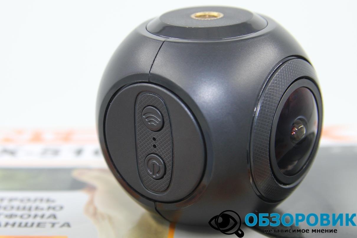 Обзор видеорегистратора INTEGO VX-510WF. - VideoregObzor