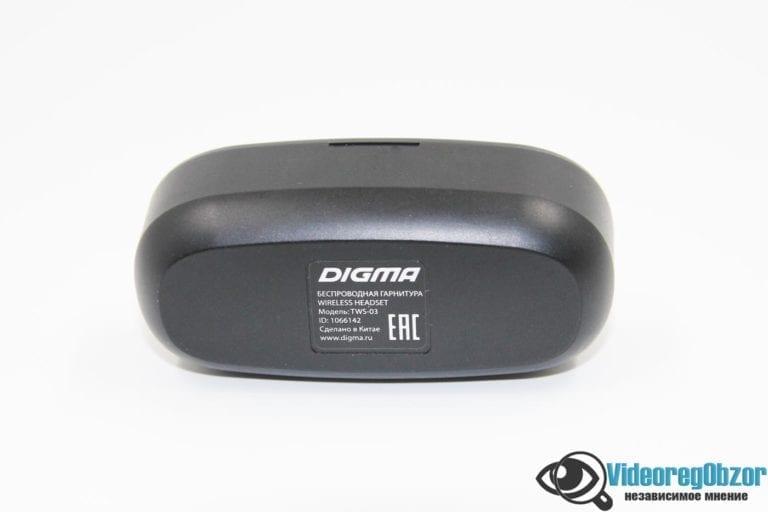 Digma TWS 03 12
