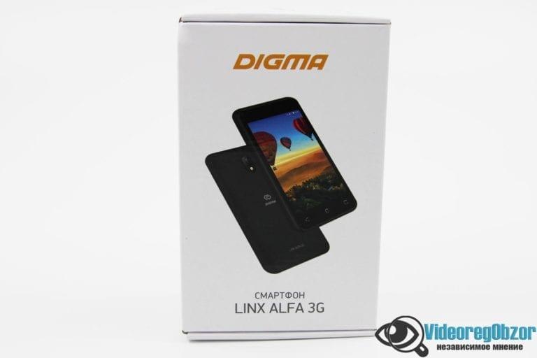 Digma LINX ALFA 3G 1