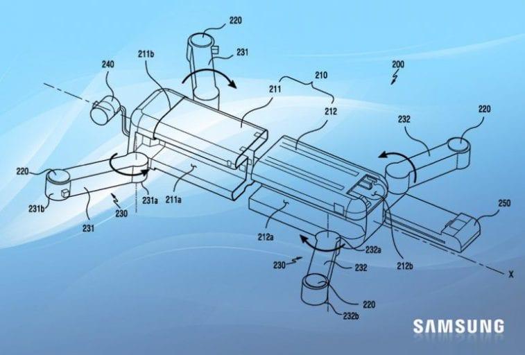 Samsung Drone 2 770x521