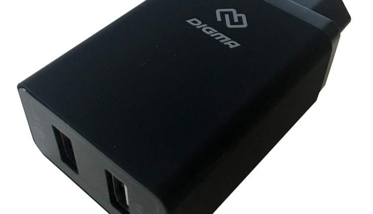 DGWC-2U-QC3.0-BK