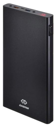 Универсальный аккумулятор DIGMA DG PD 40000 power bank 1