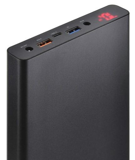 Универсальный аккумулятор DIGMA DG PD 40000 power bank 4