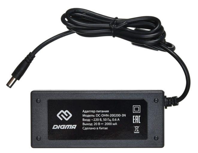 Универсальный аккумулятор DIGMA DG PD 40000 power bank 7