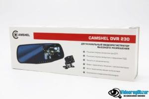 Camshel DVR 230 20