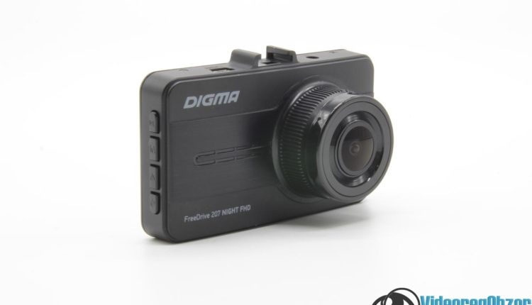 Видеорегистратор DIGMA FreeDrive 207 NIGHT FHD Обзор 14