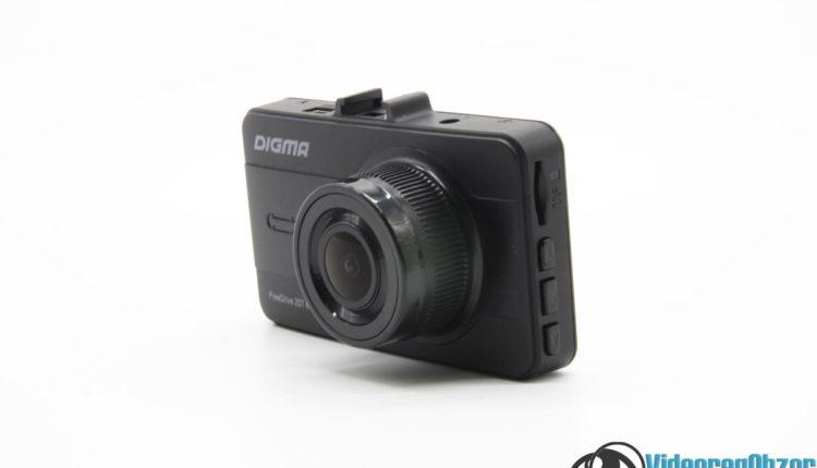 Видеорегистратор DIGMA FreeDrive 207 NIGHT FHD Обзор 8