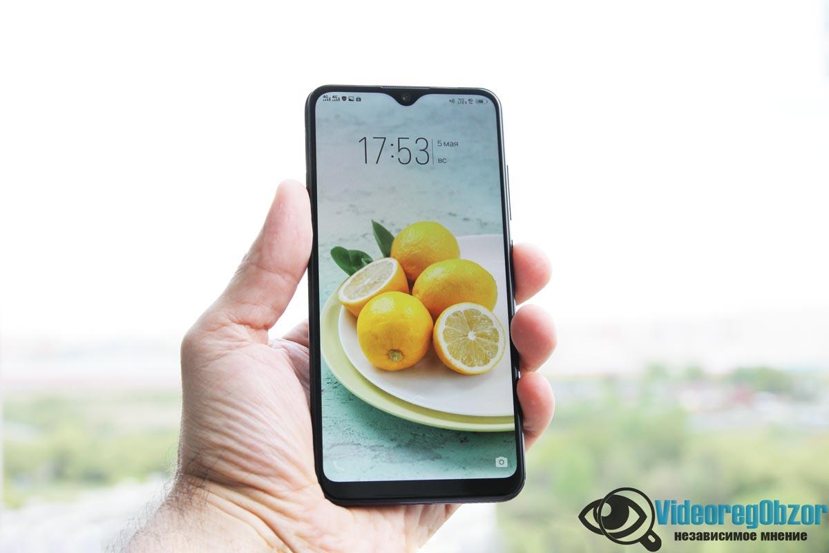 Vivo Y95 Обзор смартфонм