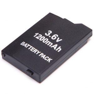 Leise Li On battery For Sony Game controller 3 6V 1200mAh New Battery For Sony psp2000