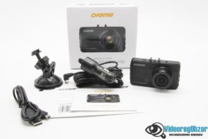 Видеорегистратор DIGMA FreeDrive 207 NIGHT FHD Обзор 5